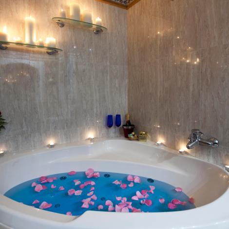 Baño jacuzzi